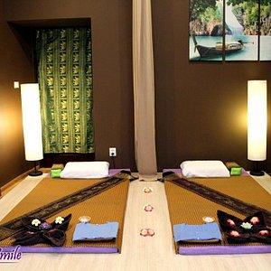 Thai Smile - Kraków - Massage room
