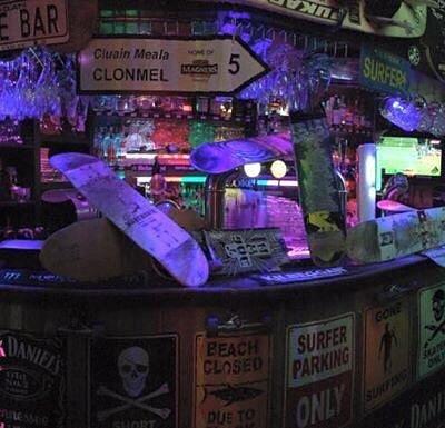 Le bar !!!