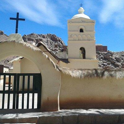 Iglesia de Susques, muy antigua