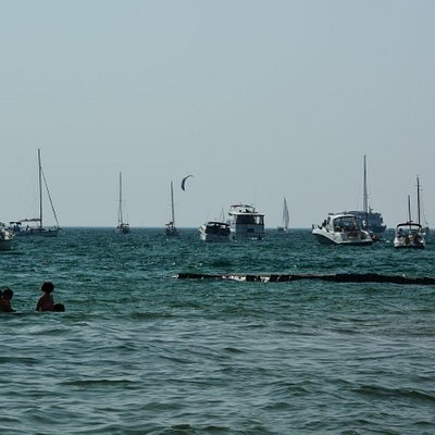 Gibraltar Point Beach