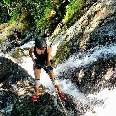 Canyoning Puruja River