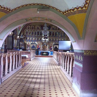 Jaworki's church