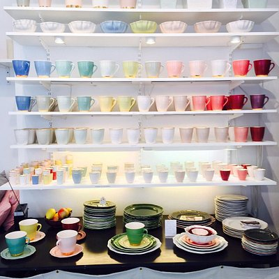 Inside Keramikerna