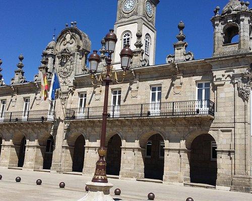 Concello de Lugo. Pazo municipal (Casa Consistorial)