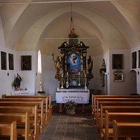 Im innern der Kapelle