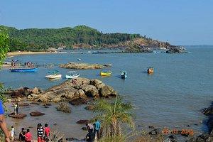 пляж ОМ, тут появился первый звук на земле