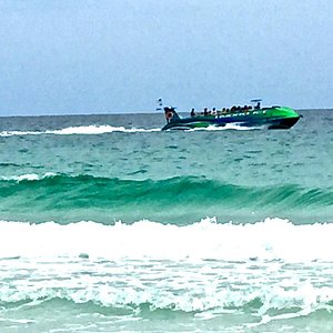 Hydrojet 1 From Destin Beach by Godenar