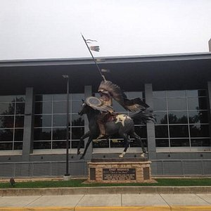 Monumento ao Chefe Indígena Washakie