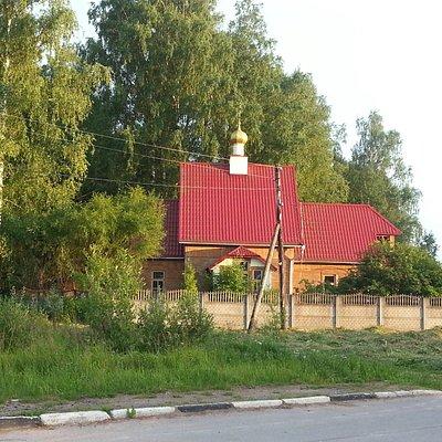 Церковь в Рябово