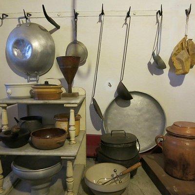 Maison de la Boucherie - detail from kitchen