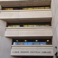 J Erik Jonsson Central Library - Dallas Public Library - Dallas, TX, USA