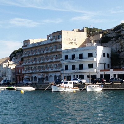 Port of Mahon Water Taxi Tour