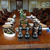 Lunch for our Wine Tasting