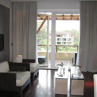 Habitación con terraza Sofitel La Reserva Cardales