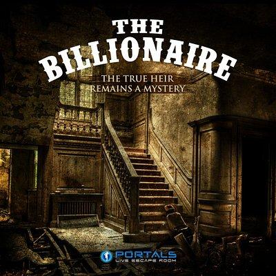 EPISODE 1: The Billionare