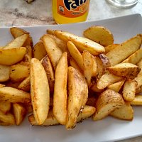 Great homemade fries