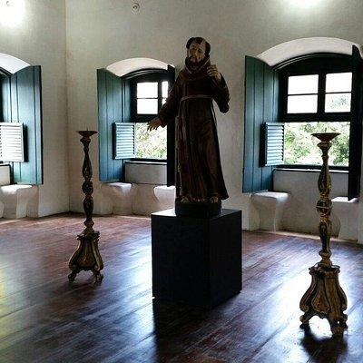 Museu e igreja