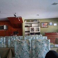 restaurante Bercari parte interna