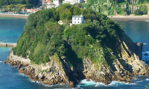 Vista de la Isla Santa Clara