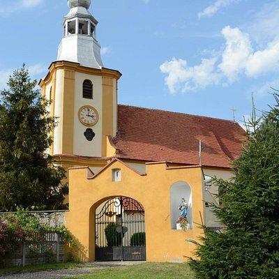 Church in Łąka