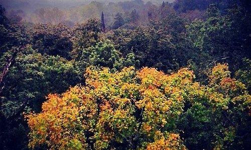 Parco di Lanciano in autunno