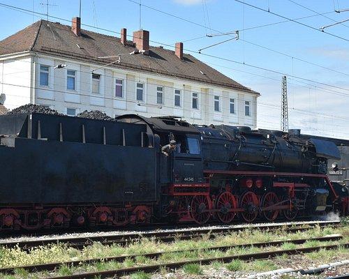 Nördlingen Eisenbahn Museum