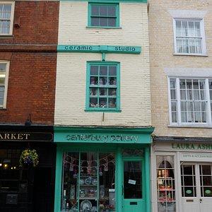 Canterbury Pottery shop, Canterbury