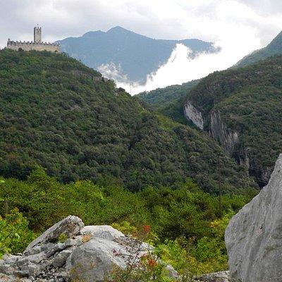 Burg von Drena