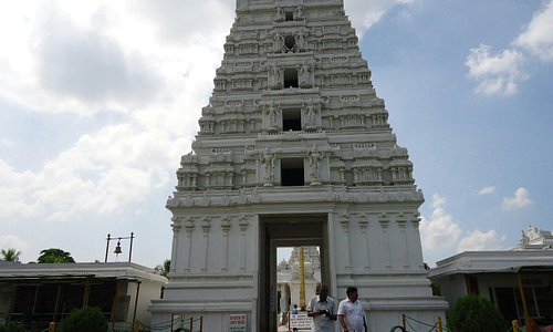 Purva Tirupati Shri Balaji temple