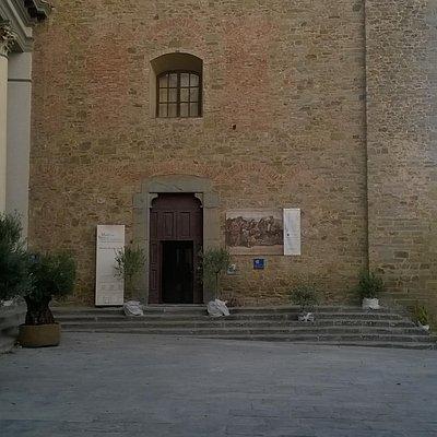 entrata al museo