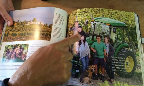 Family Picture in a book!