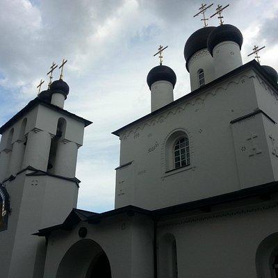 Храм в Тярлево