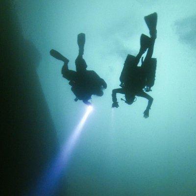 Diving the Lock21 at Long Sault Parkway