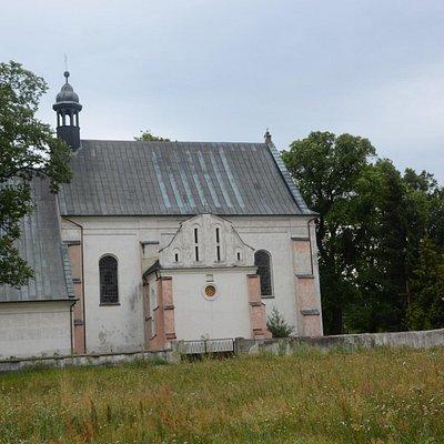 Church in Bolimów