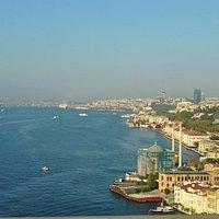 wonderful Bosphorus bridge