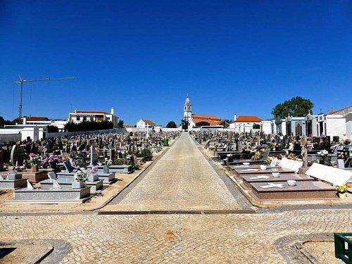 Cemetery & church