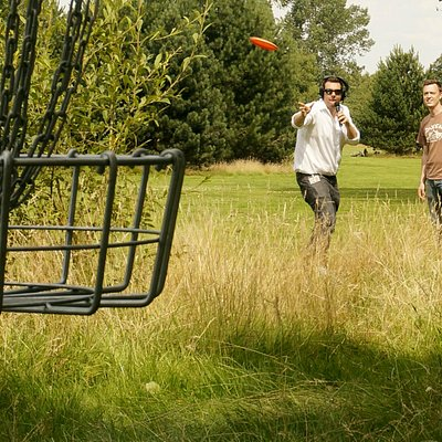 Manchester Disc Golf live on BBC Radio Manchester