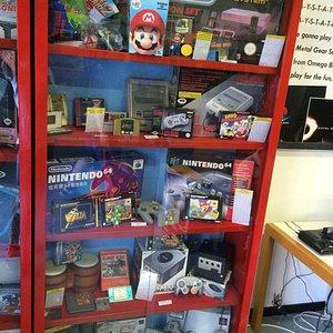Vetrina Nintendo...