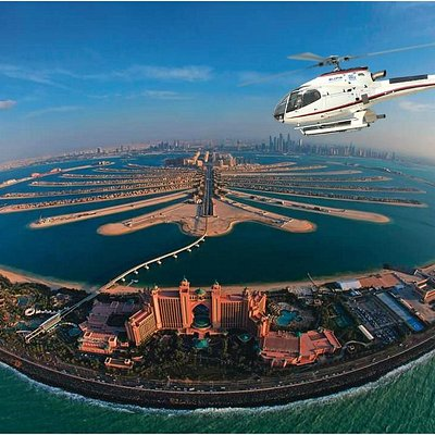 FLY HIGH Dubai Helicopter Tours Services