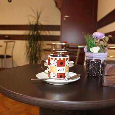 Запашна кава для відвідувачів квест кімнати
