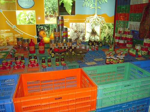 Tomatenmogelijkheden
