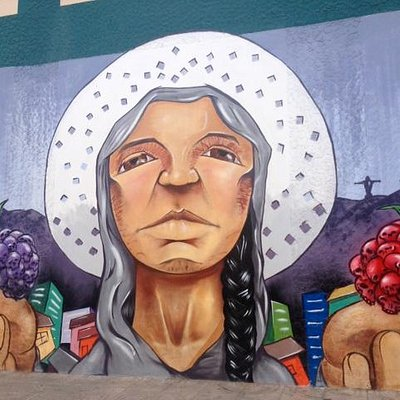 Street Art Cochabamba, Bolivia