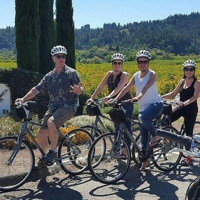 Team Bike Day!