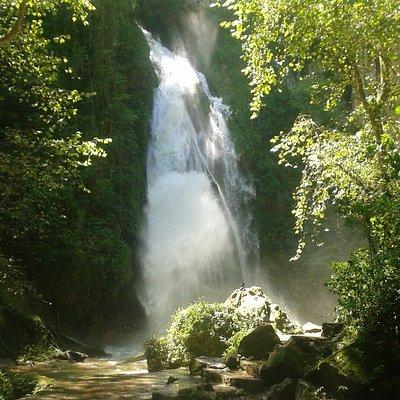 Cascada El Chuveje