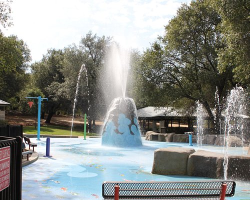 Fantasy Fountain, Redding, CA