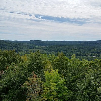 Haystack Mountain State Park