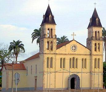 Sé Catedral da Cidade Capital de São Tomé