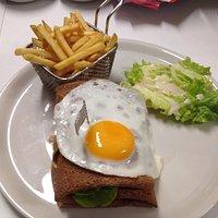 Burger breton