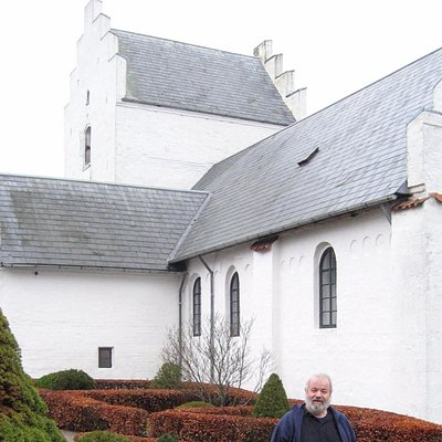 Vejlby Kirke ved Grenå