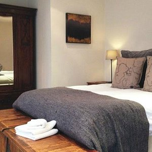 On of the four en-suite rooms